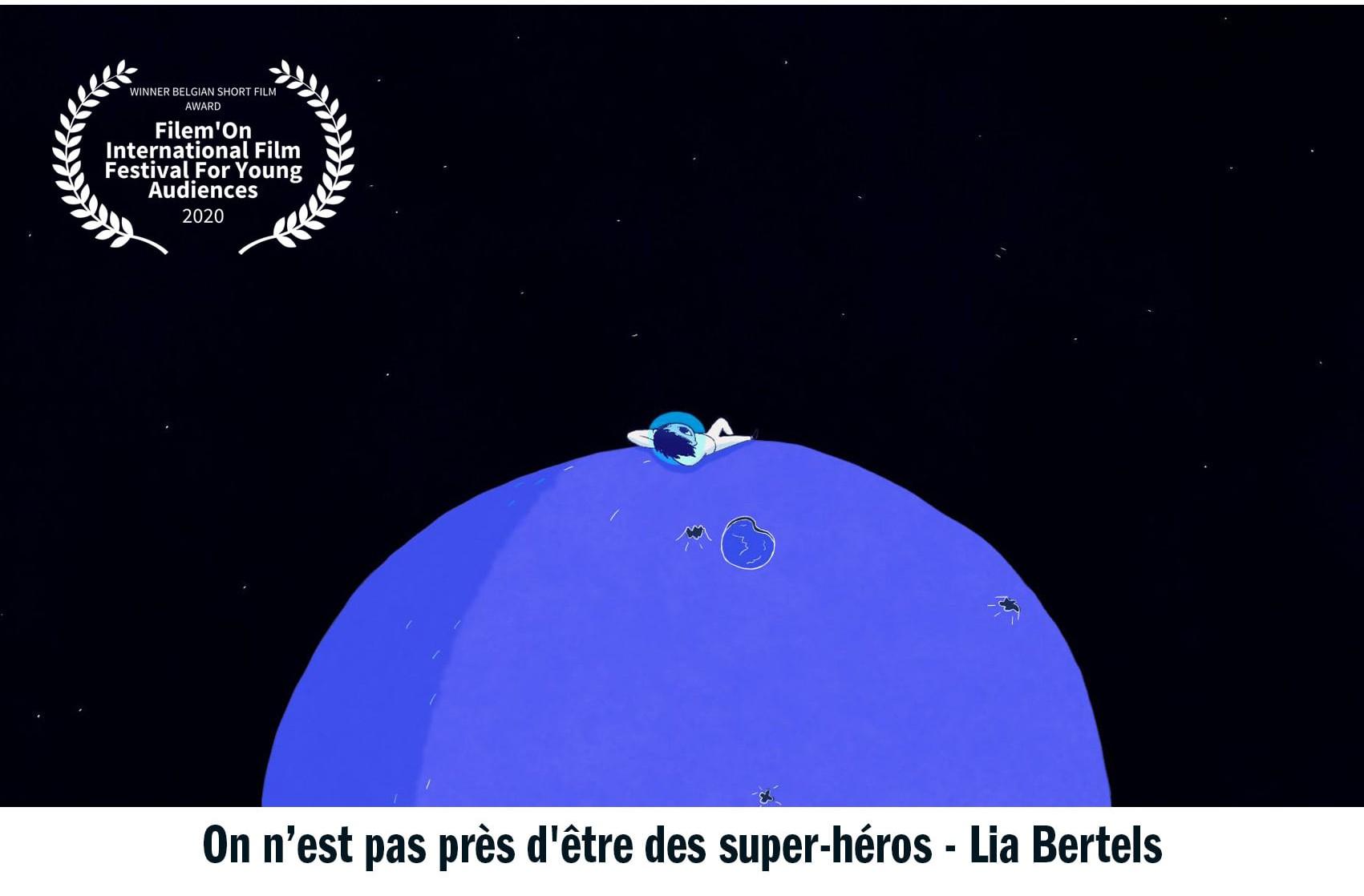 Prix du Meilleur court-métrage belge